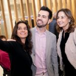 Luiza Figueira de Mello, Leo Bruno e Ana Carolina Gayoso