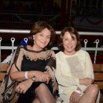 Marta Skinner e Elizabeth Carvalho