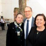 Monica Xexéu, Paulo Knauss e Lylian Oberlaender