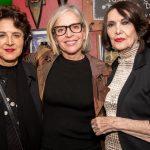 Olivia Hime, Olivia Byington e Doris Monteiro