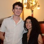 Quentin Delaroche e Victoria Alvarez