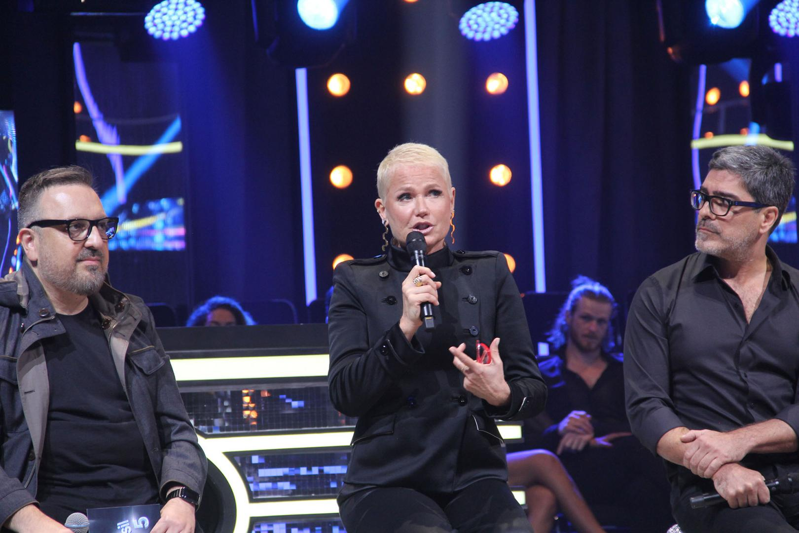 Xuxa apresenta a 5ª temporada do Dancing Brasil