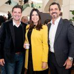 Sergio Pessoa, Monica Monerat e Rodrigo Lovatti