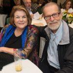 Anna Ramalho e Padre Paul Schweitzer