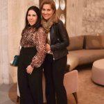 Paola Ribeiro e Bebel Sampaio