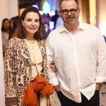 Patricia Mayer e Eduardo Machado