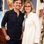 Ricardo Melo e Miriam D´aquino Amado