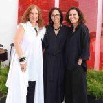 Adriana Lerner, Gisele Taranto e Maritza Caneca