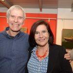 Alberto Kaplan e Jandira Teske