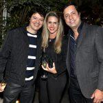 André Junqueira, Suedir Martins e Eduardo Braule-Wanderley