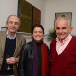 Arnon Elkind, Lilian Fontes e Toni Souza e Silva