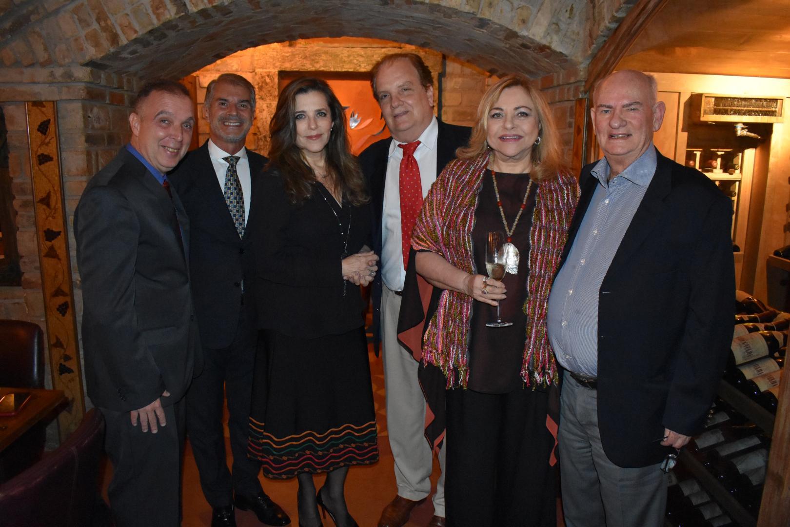 Embaixadores do Rio realizam encontro no Fratelli Barra