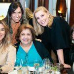 Beth Floris, Mariana Vianna, Regina rodrigues , Fernanda Muniz Freire e Ana Mason