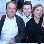 Carlos Henrique Berendonk, Dra Carmem Tereza Câmara e Fernanda Varella