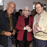 Carlos Vergara, Fernanda Montenegro e Arthur Moreira Lima