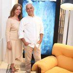 Cecilia e Mauricio Nobrega