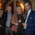 Cristina Lacerda, Joaquim Moreira, Bernadete Simonelli e Sergio Chamone