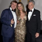 Rod Rohrich, Fernanda Ribeiro e Volney Pitombo