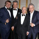 Rod Rohrich, Volney Pitombo, Claudio Cardoso de Castro e Steven Fagien