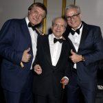 Rod Rohrich, Claudio Cardoso de Castro e Charles Sá