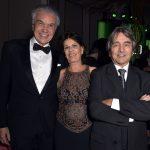 Volney Pitombo e o casal Natale e Sergio Levy