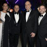 Nora Helena, Níveo Steffen, Denis Calazans e André Maranhão