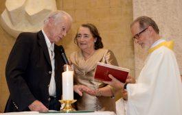 Maria Clara e Ekke: 50 anos depois, a mesma emoção de um grande amor
