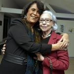 Eliana Caruso e Fernanda Montenegro