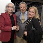 Fernanda Montenegro, Técio e Regina Lins e Silva