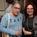 George Patiño e Alice Montero