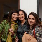 Gisela Zincone, Valéria Martins e Monica Mayer
