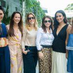 Isabella Bussade, Joana Nolasco, Cristiana Villela, Kiki Perelmuter, Silvia Braz e Carol Arrigoni