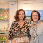 Jacqueline Finkenstein e Laura Carneiro