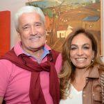 Juan Legna e Myriam Bak