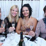 Laressa Rodrigues, Verilene Leite, Luciana Binenbojm e Elaine Mello