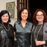 Liana Pérola, Valéria Martins e Alice Monteiro