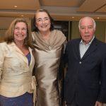 Maria Clara Bingemer com Salma e Reinaldo Paes Barreto