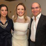 Maria Laura Bingemer com Martha e Thomaz Polanco