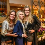 Mariana Nogueira, Emiliana Flexa Ribeiro e Bruna Barros