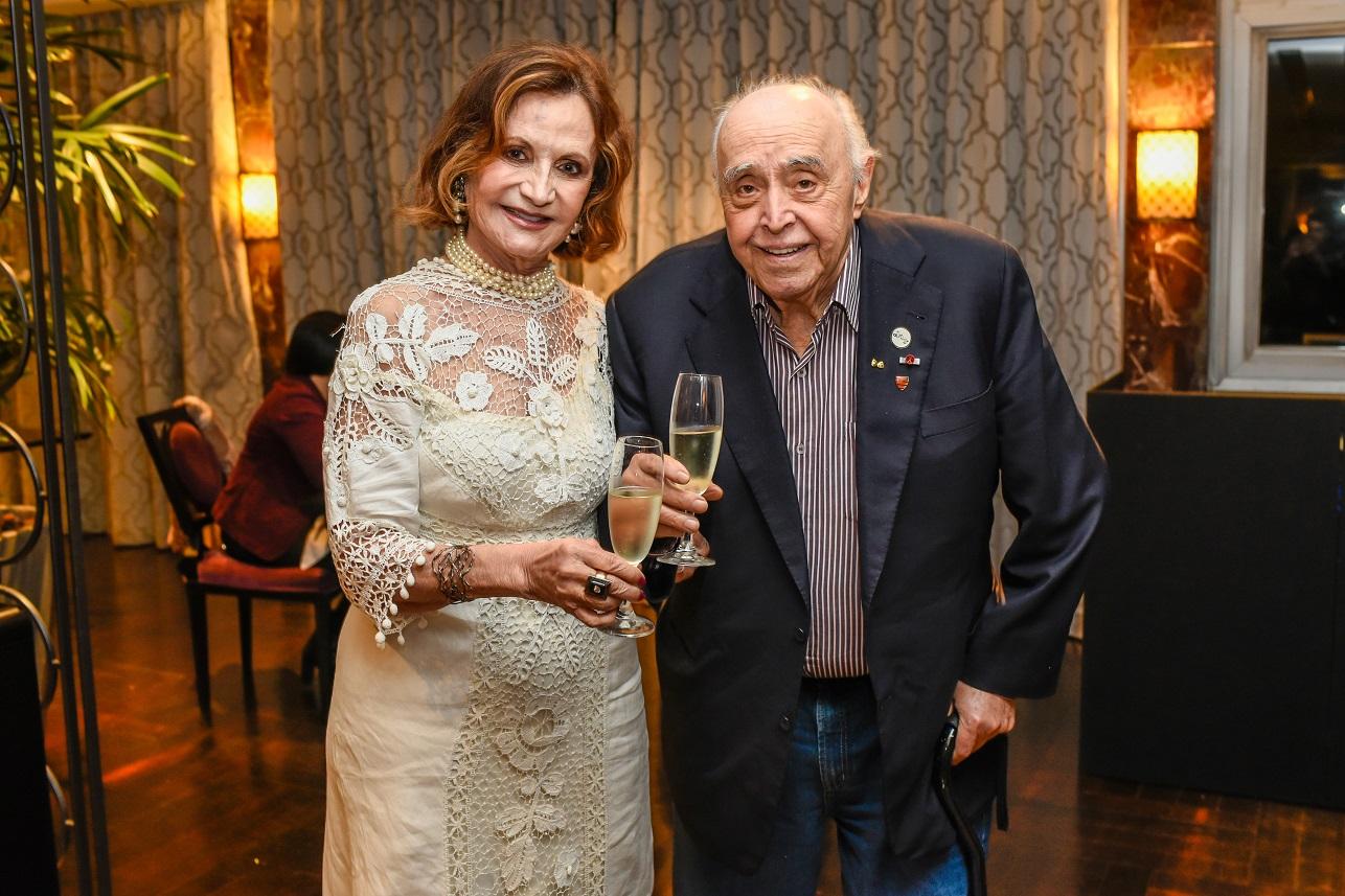 O casal mais icônico da Televisão Brasileira celebrou 60 anos de união