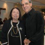 Nélida Piñon e Dino Britto Ferreira
