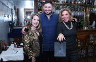 Nelma Canelas realiza jantar harmonizado no Restaurante Rancho Português
