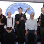 O quinteto da Banda Conexão Jazz