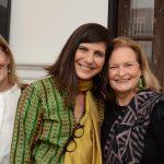 Patricia Rodrigues, Gisela Zincone e Beth Rio Branco