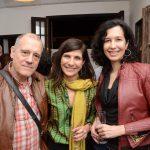 Paulo Henriques Britto, Gisela Zincone e Anna Olga Prudente