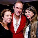 Rachel Chreem, Marzio Fiorini e Claudia Jatahy