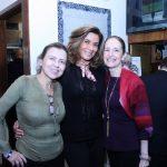 Rejane Fortes, Claudia Bueri e Ady Penteado