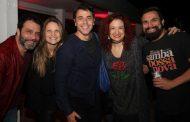 Andréa Mattar e Julia Spadaccini realizam nova festa