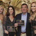 Rossana Cassano, Roberta e Vicente Arruda, Giovanna Cassano