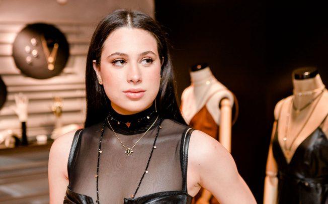 Sophia Raia estreia como modelo